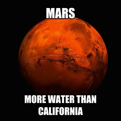 funny-memes-mars-more-water-than-california