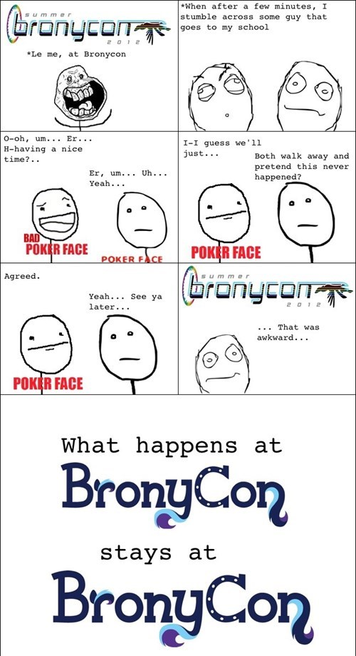 brony bronycon Rage Comics - 8478432256