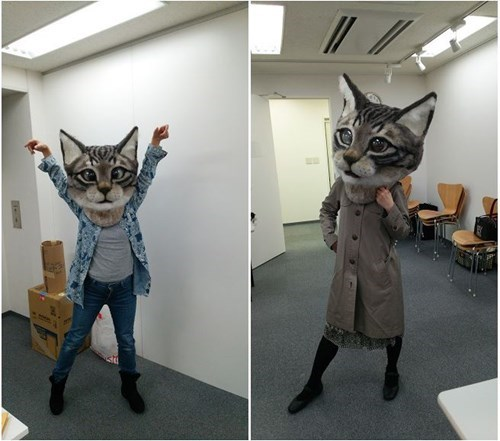 funny-fashion-pic-giant-wool-cat-head