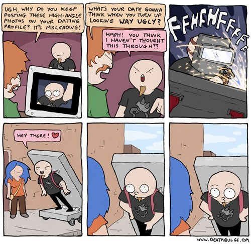 funny-web-comics-the-solution-to-consolidating-your-digital-image-with-your-real-one