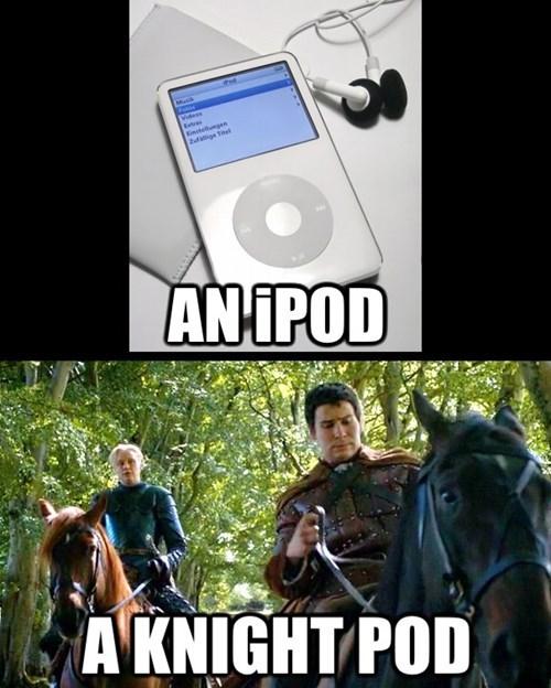 ipod Game of Thrones season 5 - 8479793408