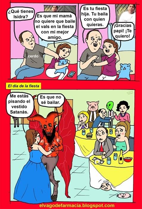 mi amigo satanas