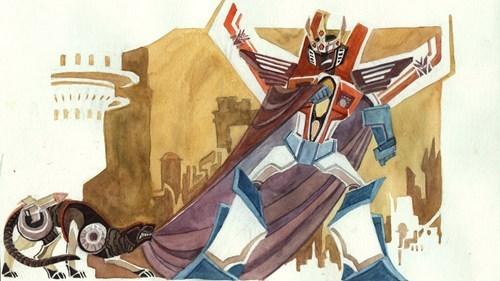 transformers Fan Art - 8479939584