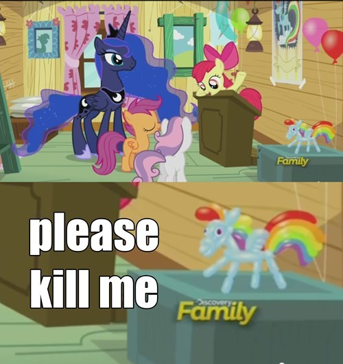 cmc kill me balloon animals rainbow dash - 8480481280