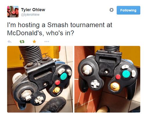 gamecube,McDonald's,nintendo