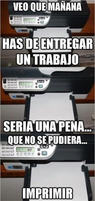 impresora trol