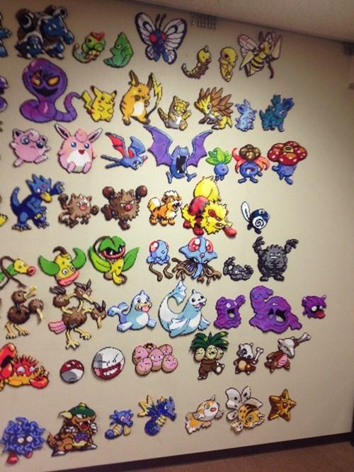 Pokémon Fan Art - 8481279232