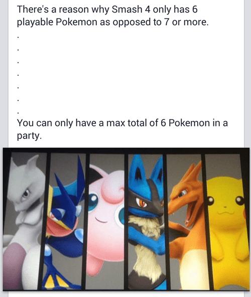 pokemon memes smash party