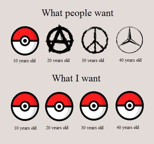 pokemon memes what i want