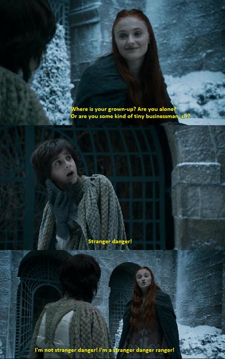 Game of thrones memes unbreakable sansa stark