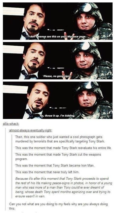 superheroes-iron-man-marvel-tony-stark-sad-feels