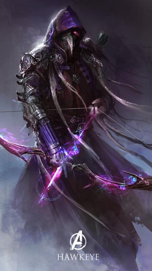 hawkeye-the-archer