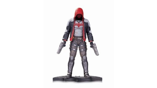 that red hood statue is drool worthy