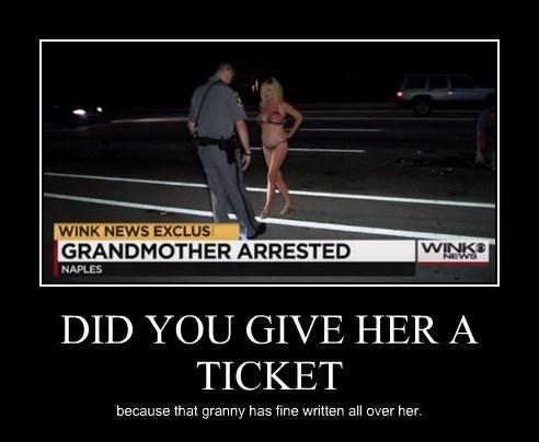 dui drunk florida funny grandma idiots - 8482050048