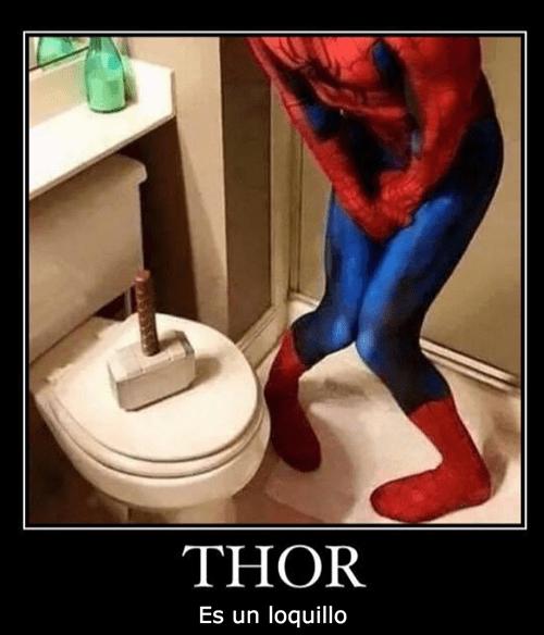 thor es un trol