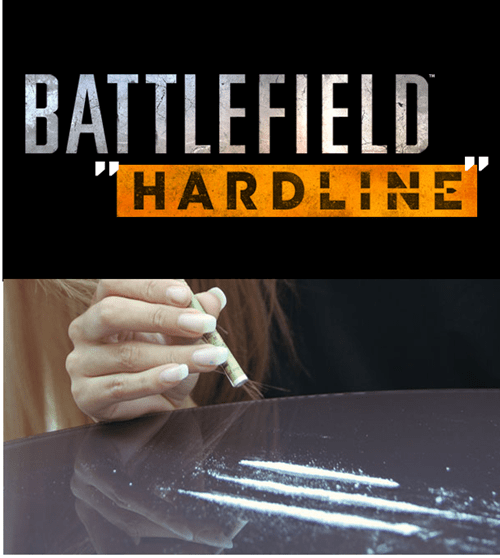 battlefield hardline - 8482226944