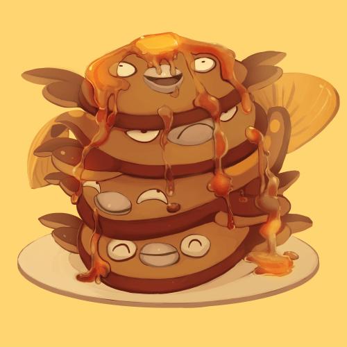 pokemon memes stunfisk pancakes