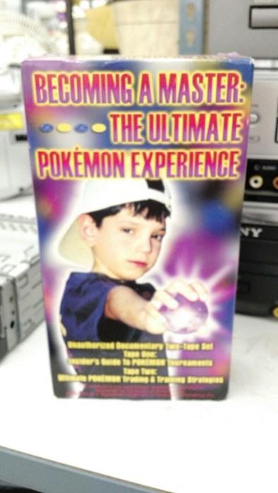 pokemon memes pokemon master vhs