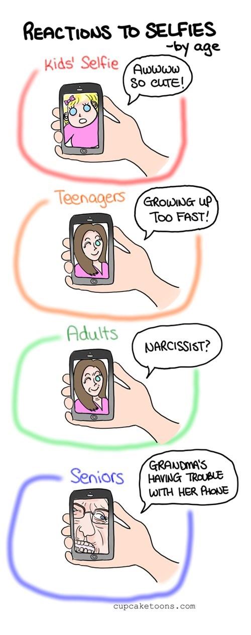 phones gifs kids old people selfie - 8482803456