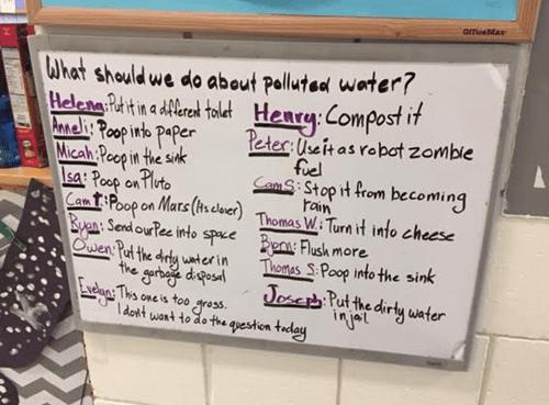 funny-school-fail-kids-pollution