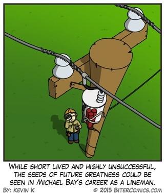 Michael Bay web comics - 8482948096