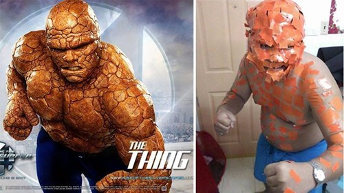 Thing - THE THING ces
