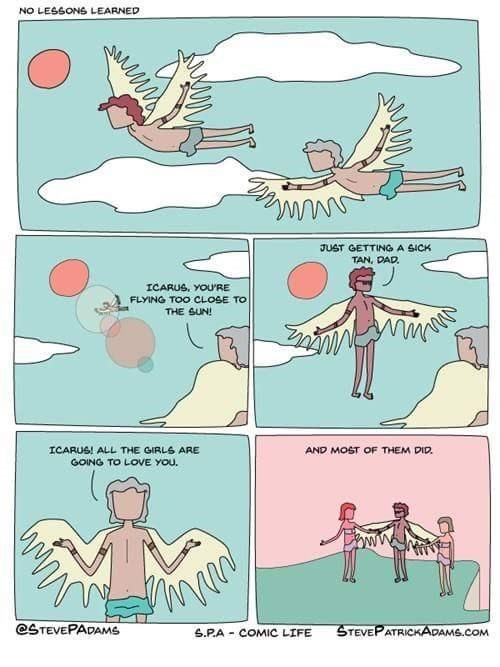 funny-web-comics-the-story-of-icarus