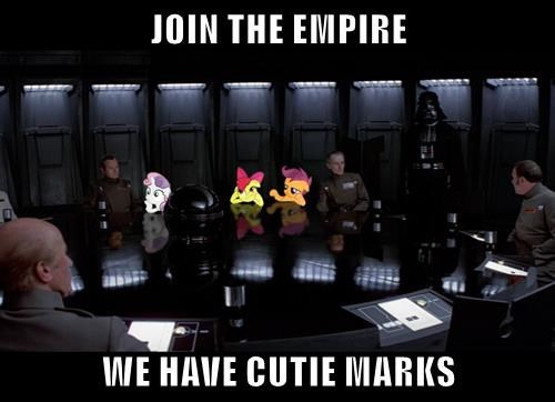 cmc The Empire cutie marks - 8483460352