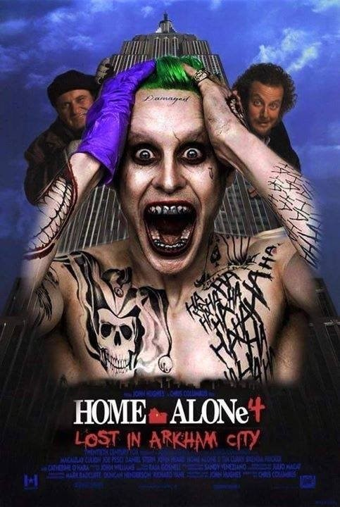 Home Alone joker - 8483496448