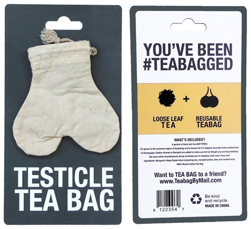 testicles for sale teabag - 8483508224