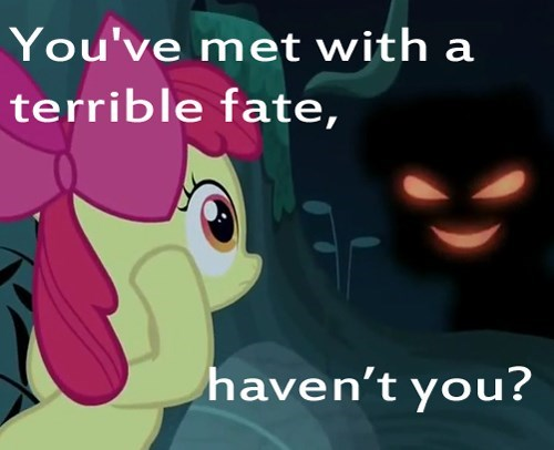 applebloom bloom-gloom - 8483727104