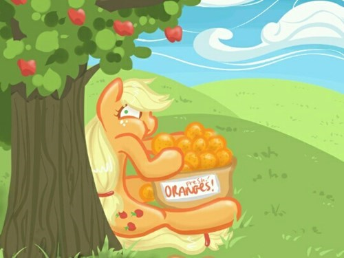 applejack oranges - 8483752704