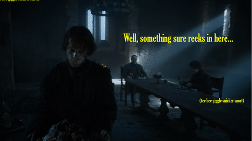Game of thrones memes season 5 reek needs some help from the boltons