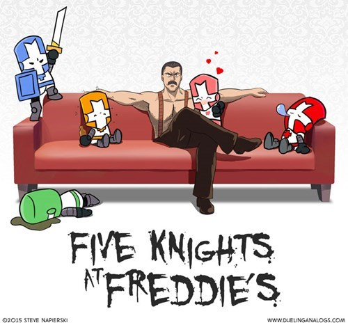 freddie mercury,web comics,five nights at freddys,fnaf