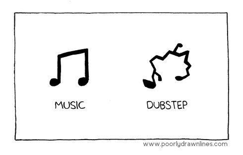 funny-web-comics-you-should-see-the-sheet-music-for-skrillex-remixes