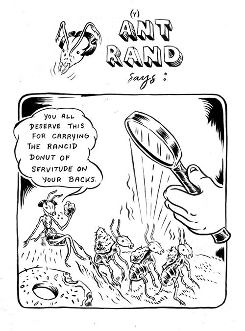 funny-web-comics-donut-listen-to-ant-rand