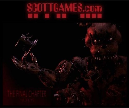 video game news five nights at freddys 4