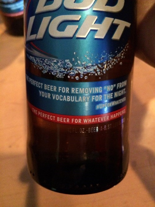 funny beer label that might become a problem