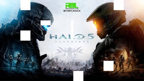 video game news halo 5 blue team puzzle image