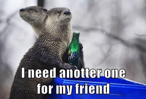 animals soda otter sprite - 8485030400