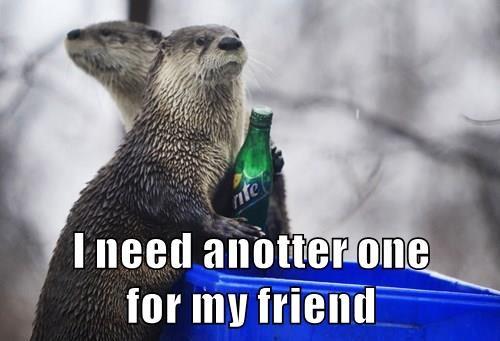 animals soda otter sprite - 8485030400