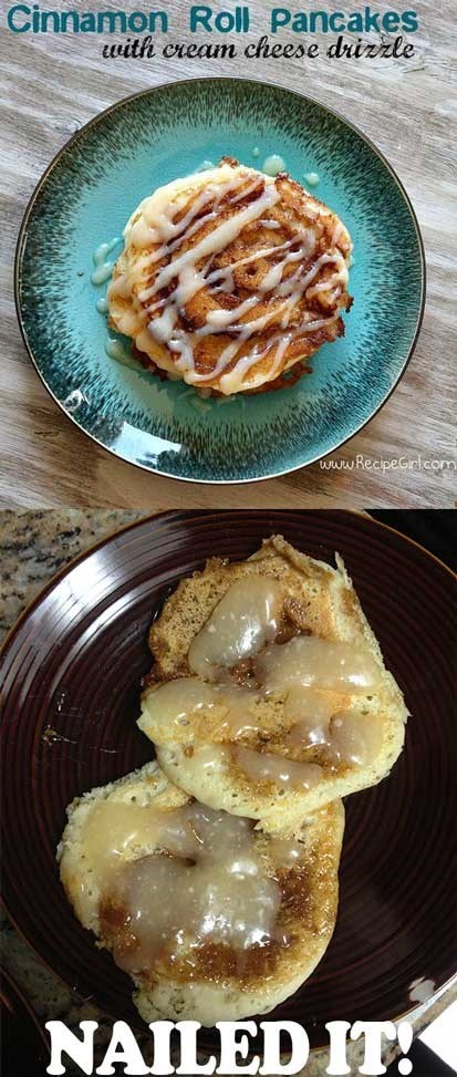 expectations vs reality,pancakes,food,Nailed It