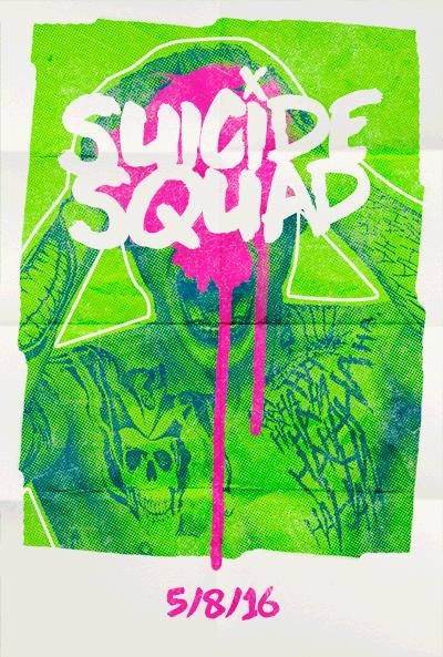joker fan poster suicide squad - 8485384960