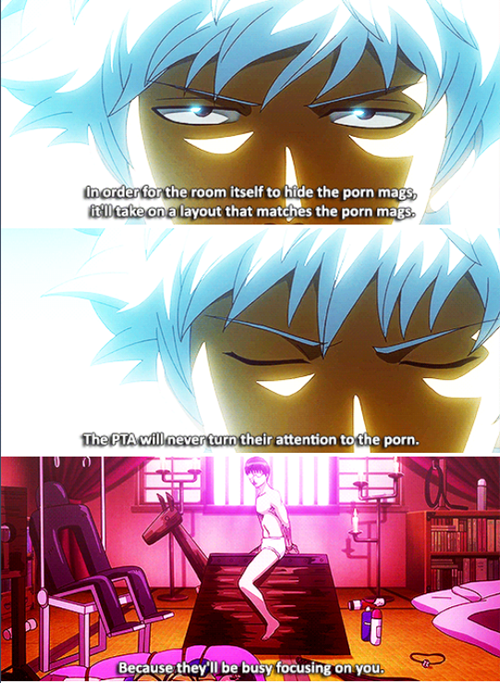 anime memes focusing on you gintama