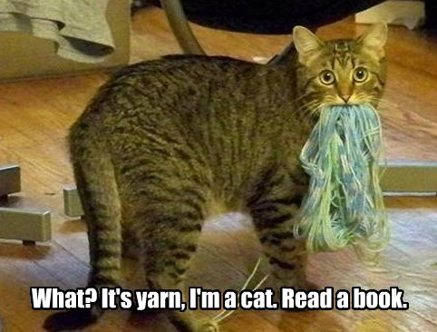 yarn Cats - 8485764608