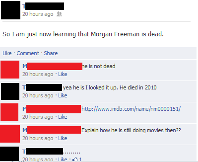 funny-facebook-fail-morgan-freeman-death-hoax