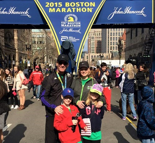 school vacation news Boston Marathon Runner and Dad Takes Issue With Zero-Tolerance Attendance Policy