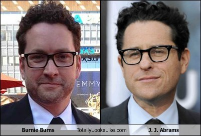 Burnie Burns Totally Looks Like J. J. Abrams