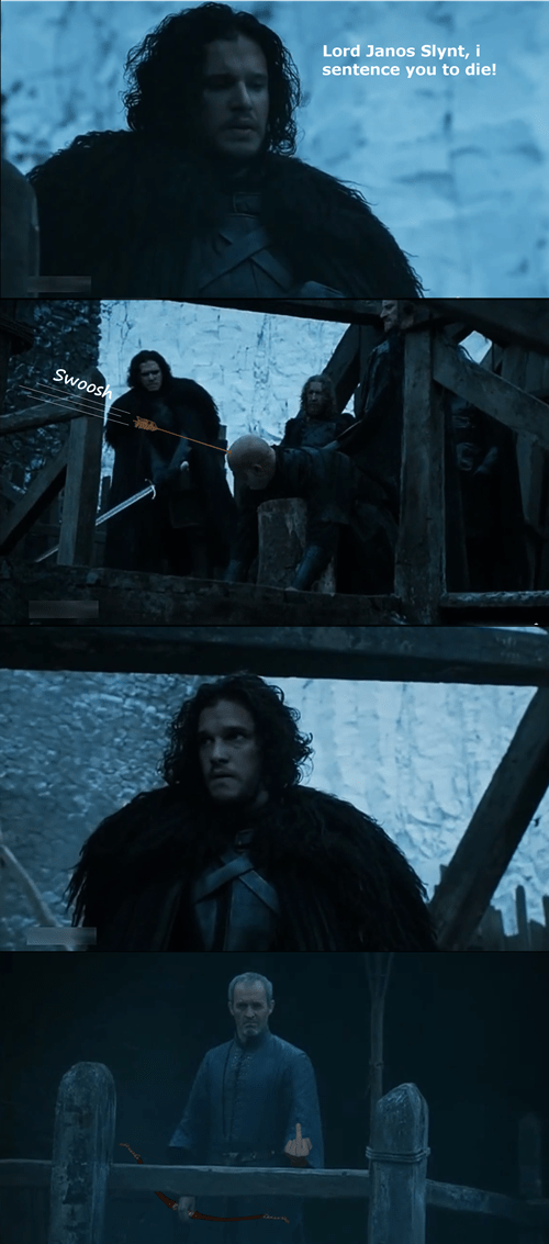 Jon Snow,Game of Thrones,stannis baratheon