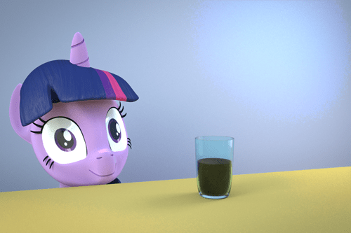twilight sparkle chocolate milk - 8487611392